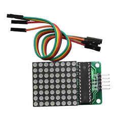 1PCS MAX7219 Dot led matrix module MCU control LED Display module for Arduino