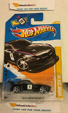BMW Z4 M #18 * Black * NEW MODELS * 2012 Hot Wheels * E25
