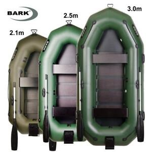 BARK B-210N ... 300N + Support Moteur Bateau pneumatique gonflable Pêche Barque