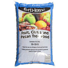 Fruit Citrus Pecan Tree Food 19-10-5 (20 lb) For All Types of Nut & Fruit Trees