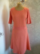 NEXT coral dress size 16