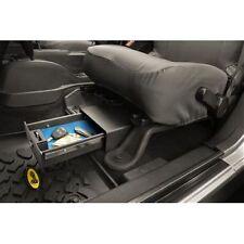 Bestop 42640-01 Underseat Lock Box Black fits 2007-2017 Jeep Wrangler 2 & 4 Door