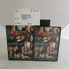 Gossip Girl Complete and Final Sixth Season DVD box set 0613