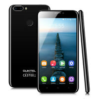 "5.5"" OUKITEL U20 Plus 4G Smartphone 2+16GB Android 6.0 Dual SIM 13MP QuadCore EU"