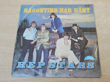 "The Hep stars/Nagonting Har Hant/1967 Olga 7"" Single/Abba"