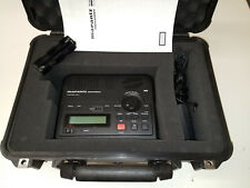 Clean Marantz Professional CD Recorder CDR310 with Hard Case, Current Firmware
