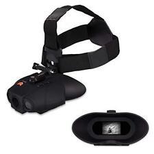 Nightfox Swift Night Vision Goggles Infrared 1x Magnification 75yd Range