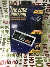 BRAND NEW The Edge Gamepad controller for NES Classic Edition+Wii U 9-Foot+Turbo
