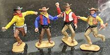 TIMPO Cowboys 4 FIGURES