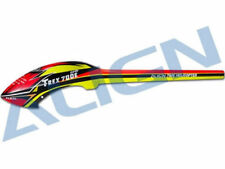 Align T-Rex 700E Speed Fuselage – Red & Yellow