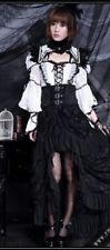 rq-bl maxi gothic skirt size M