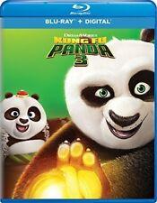 Kung Fu Panda 3 [New Blu-ray] Digital Copy