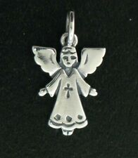 James Avery Sterling Silver Adorned Angel Charm
