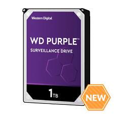 """Western Digital 1TB Purple 5400rpm SATA 3.5"""" Surveillance Hard Drive WD10PURX WD"""
