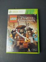 LEGO Pirates of the Caribbean: The Video Game (Microsoft Xbox 360, 2011) #1181