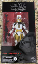 Star Wars The Black Series - Clone Commander Bly - #104 - IN STOCK