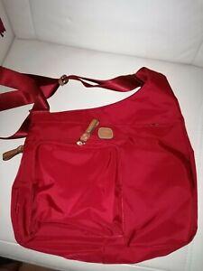 Brics Tasche, Tolles Stück, Rot
