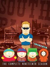 South Park Season 19 DVD Nineteenth 19th 2016