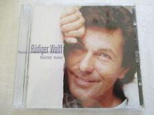 Rüdiger Wolff - Ganz Nah - CD