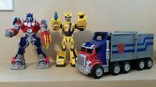 Transformers Optimus prime & bumble bee lot
