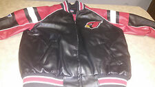 Men's ~Vintage G-III Apparel Arizona Cardinals NFL Jacket~ Size Large
