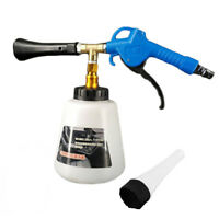 Car High Pressure Air Pulse Profession Gun Cleaning With Brush Surface Washing X