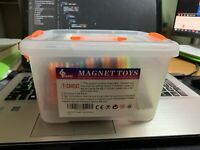 GLOUE Magnetic Building Blocks