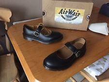 Dr Martens black Indica vintage smooth Mary Jane shoes UK 4 EU 37