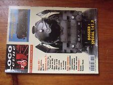 $$5 Loco-Revue N°615 141.P  Antenne PLM  Voiture SRJ Bar-disco  Arbres  Lampadai