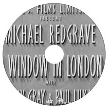 A Window in London - Michael Redgrave, Sally Gray - THRILLER - 1940 - DVD