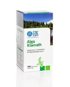 Alga Klamath 100 compresse Eos
