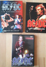 AC/DC,DVD Set,Konvolut,Live In Donington,Highway To Hell,Let There Be Rock