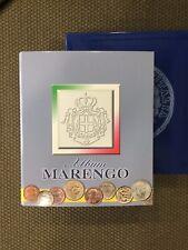 ABAFIL MARENGO lbum / Raccoglitore per monete Vittorio Emanuele III 1900-1943