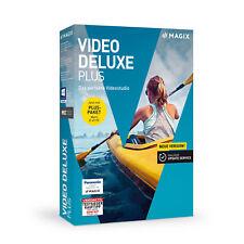 MAGIX Video deluxe Plus - DE Software PC