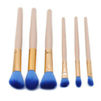 Girls Suit Brush Apricot Brush Handle For Beauty Makeup Cosmetic Utensil Popular