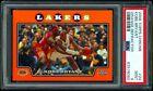 2008-09 Topps Chrome Orange Refractor /499 Kobe Bryant w/ LeBron James #24 PSA 9