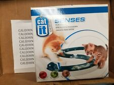 Senses Cat it Cat Toys Ball Track Design Kitten Play Circuit