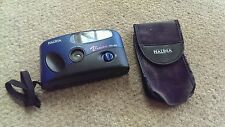 HALINA Vision 20-20 35mm Compact Camera with branded case