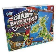 Grafix GIANT British Isles Floor Puzzle. 28 Pieces. Children's Games, Puzzles.