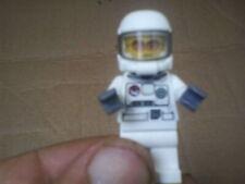 Lego Mini Figure Space Robot with White Helmet