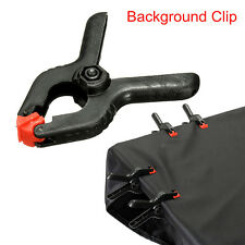 10Pcs Photography Photo Studio Light Background Stand Holder Clip Backdrop Clamp