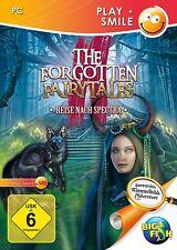 Forgotten Fairytales - Reise nach Spectra  (Play+Smile)  PC  !!!!! NEU+OVP !!!!!