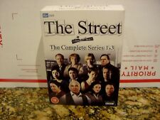 Jessica Baglow, Jim Broadbent-Street: The Complete Series 1  DVD Region  2