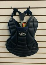Rawlings Cp750-J Softball Catcher's Chest Protector Youth Navy