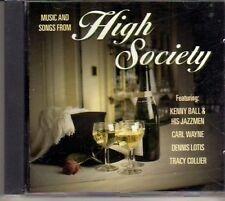 (CJ527) High Society, Soundtrack - 1994 CD