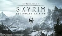 SKYRIM LEGENDARY EDITION [PC] Steam key