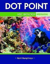 Dot Point HSC Biology Investigations / NSW HSC Board of Studies