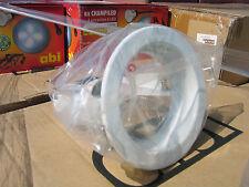 ABI AL10473 Fixed milk white downlight for E27 R95 bulbs,