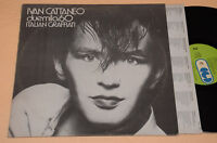 Ivan Cattaneo LP Italian Graffiti 1° St Orig + Inner Lyrics Great EX