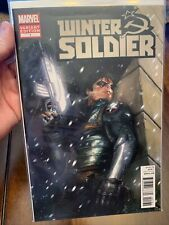 Winter Soldier #1       Dell'Otto Variant Cover 1:50